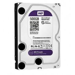 هارددیسک اینترنال وسترن دیجیتال 500 گیگابایتی Purple