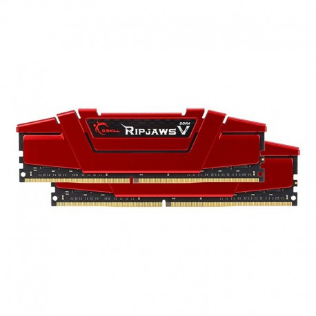 رم جی اسکیل 8 گیگابایت 2 کاناله مدل Ripjaws v DDR4 2400MHz