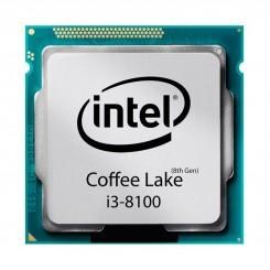 پردازنده اينتل سری Coffee lake مدل Core i3-8100