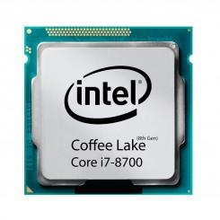 پردازنده اينتل مدل Core i7-8700 سری Coffee lake
