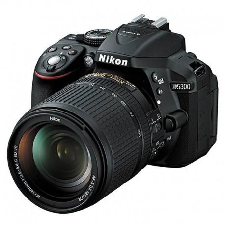 دوربین دیجیتال Nikon مدل D5300 به همراه لنز 18-140 میلی متر VR