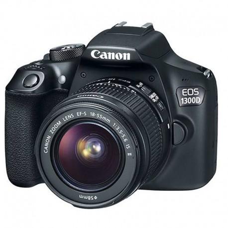 دوربین دیجیتال Canon مدل EOS 1300D به همراه لنز 18-55 میلی متر IS II