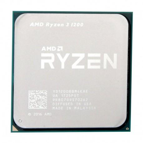 پردازنده ای ام دی RYZEN 3 1200