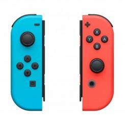 دسته بازی نینتندو سوییچ Joy-con Red blue
