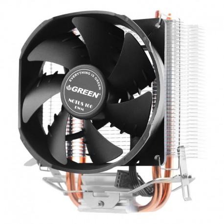 خنک کننده بادی Green مدل NOTUS 100 - PWM