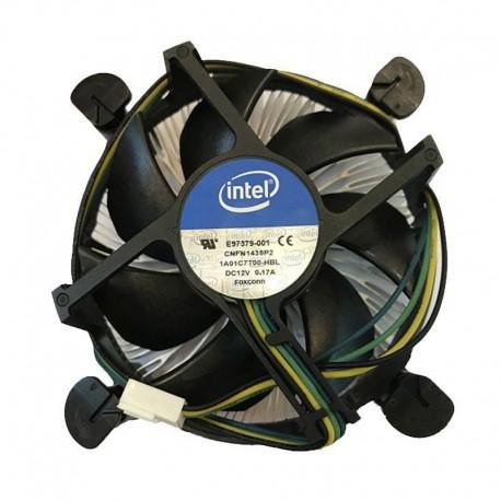 خنک کننده بادی اینتل برای پردازنده های LGA 1150