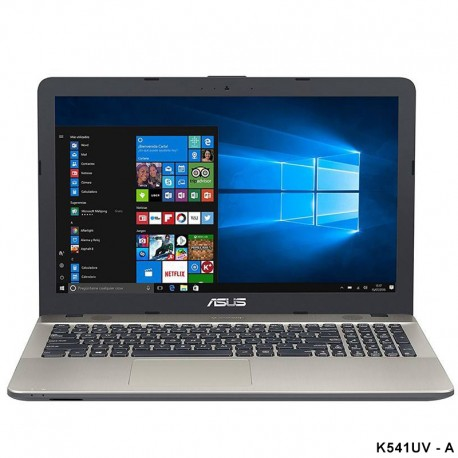 لپ تاپ 15 اينچی ايسوس مدل K541UV - A
