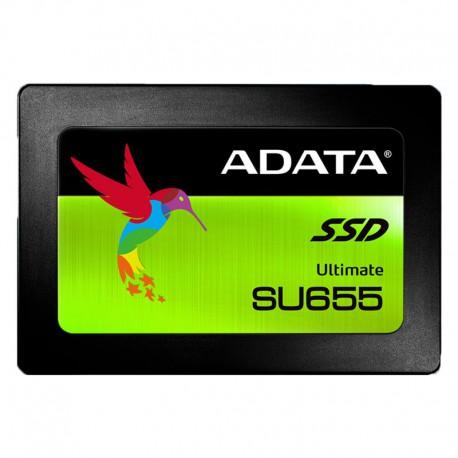 SSD ای ديتا مدل SU655 ظرفیت 120 گیگابایت
