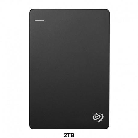 هاردديسک اکسترنال 2 ترابایت سيگيت مدل Backup Plus Slim