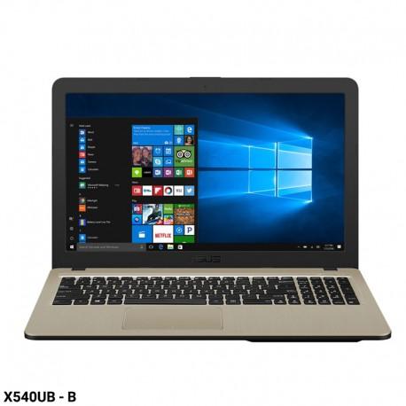 لپ تاپ 15 اينچی ایسوس مدل X540UB - B