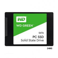 حافظه SSD وسترن ديجيتال 240 گيگابايت سبز
