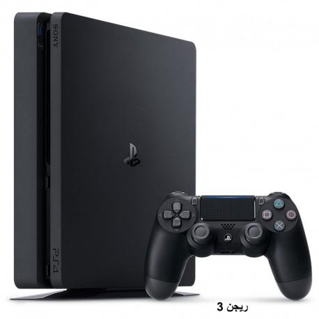 کنسول بازی Playstation 4 Slim ريجن 3 - 1 ترابايت