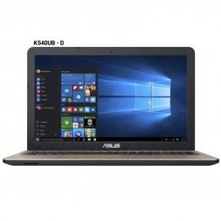 لپ تاپ 15 اينچی ايسوس مدل K540UB - D