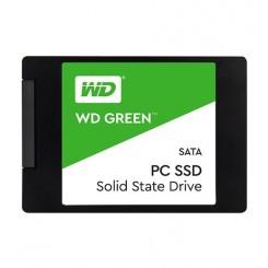 SSD وسترن ديجيتال 120 گيگابايت سبز