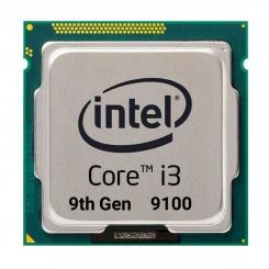 پردازنده اينتل سری coffee lake مدل core i3 - 9100F