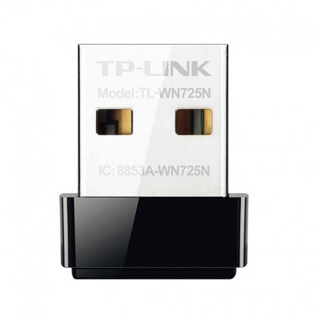 کارت شبکه USB تی پی-لینک مدل TL-WN725N