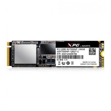 SSD اينترنال ای ديتا 128 گیگابایت SX7000 M.2 2280