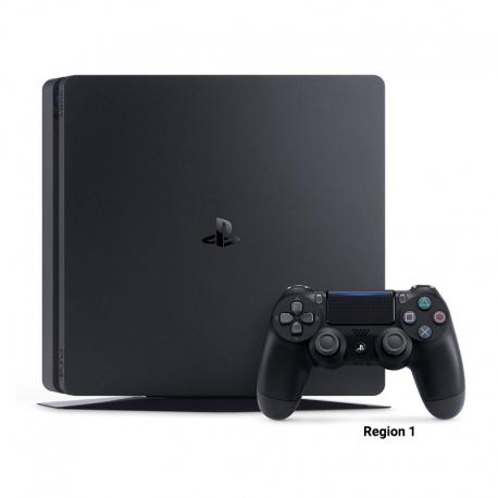 کنسول بازی Playstation 4 Slim ريجن 1 - 1 ترابايت