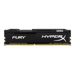رم کينگستون 8 گيگابايت مدل HyperX Fury DDR4 2400MHz CL15