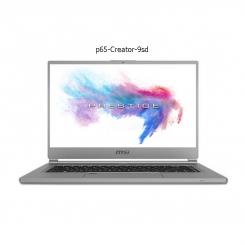لپ تاپ 15 اينچی msi مدل P65-Creator-9SD