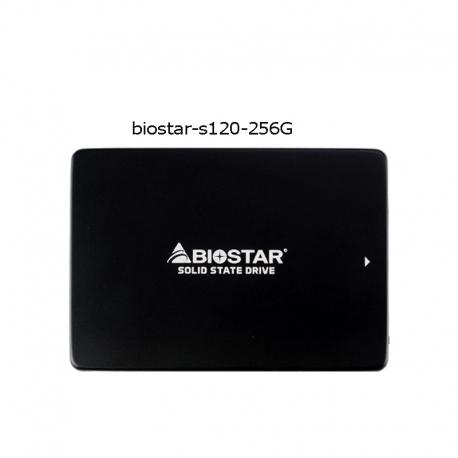 حافظه SSD بایوستار مدل S120 ظرفيت 256 گيگابايت