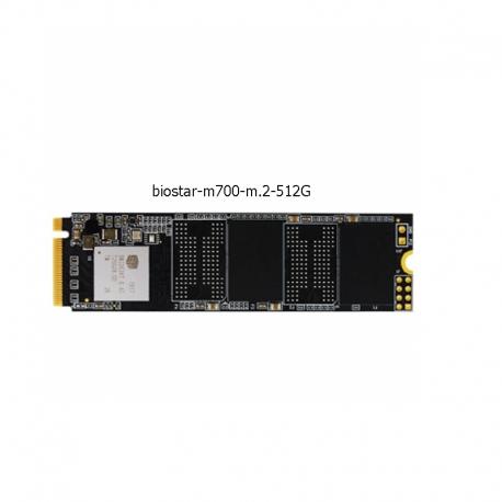 حافظه SSD بایوستار مدل M700 m.2 ظرفيت 512 گيگابايت