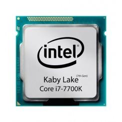 پردازنده اينتل سری kaby lake مدل Core i7-7700K