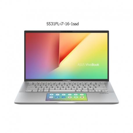 لپ تاپ 15 اینچی ایسوس مدل VivoBook S15 S532FL