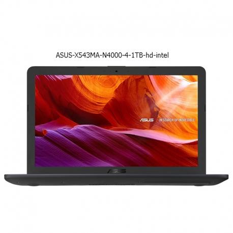 لپ تاپ 15 اينچی ايسوس مدل X543MA - A