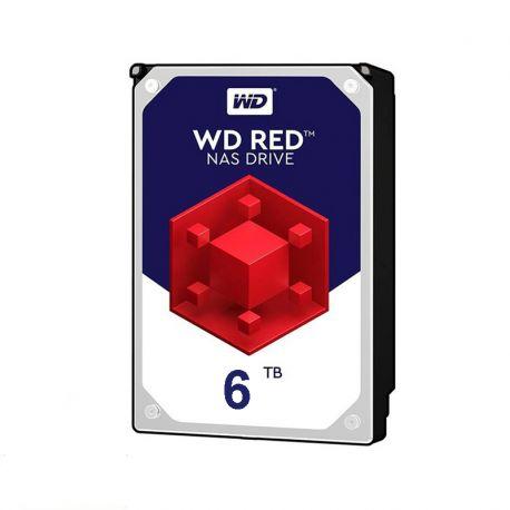 هارددیسک اینترنال وسترن دیجیتال 6 ترابایت قرمز