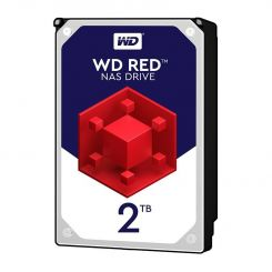 هاردديسک اينترنال 2 ترابایت وسترن ديجيتال قرمز