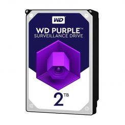 هارددیسک اینترنال وسترن دیجیتال 2 ترابایت Purple