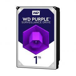 هارددیسک اینترنال وسترن دیجیتال 1 ترابایت Purple