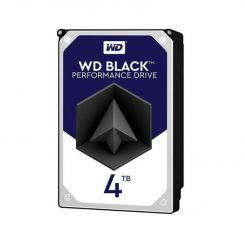 هارددیسک اینترنال وسترن دیجیتال 4 ترابایت Black