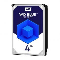 هاردديسک اينترنال 4 ترابایت وسترن ديجيتال Blue