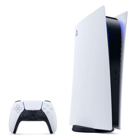 کنسول بازی سونی مدل Playstation 5 Digital نسخه دیجیتال