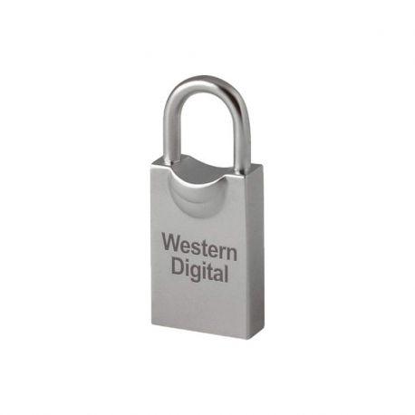 فلش مموری وسترن دیجیتال 16 گیگابایت مدل My Lock