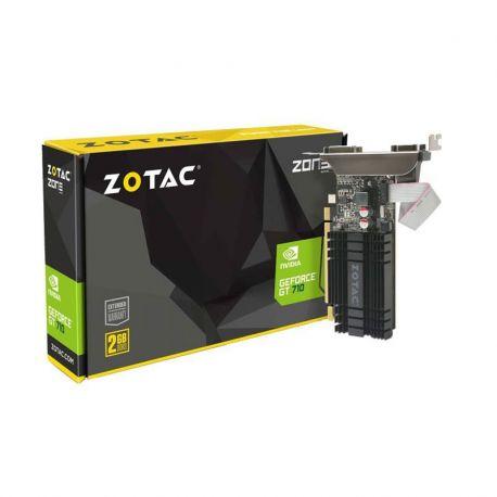کارت گرافیک زوتک 2 گیگابایت مدل zotac GT710