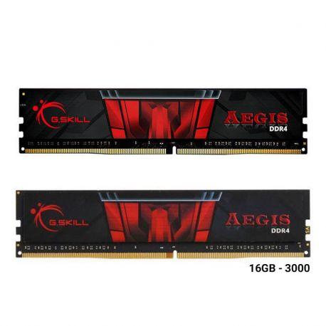 رم جی اسکیل 16 گيگابايت مدل AEGIS دو کاناله 3000 مگاهرتز