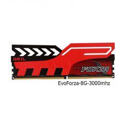 رم گیل 8 گیگابایت مدل Evo Forza DDR4 3000MHz