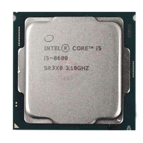 پردازنده اينتل تری مدل Core i5-8600 Coffeelake