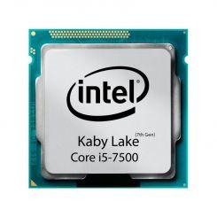 پردازنده اينتل مدل Core i5-7500 سری Kaby Lake