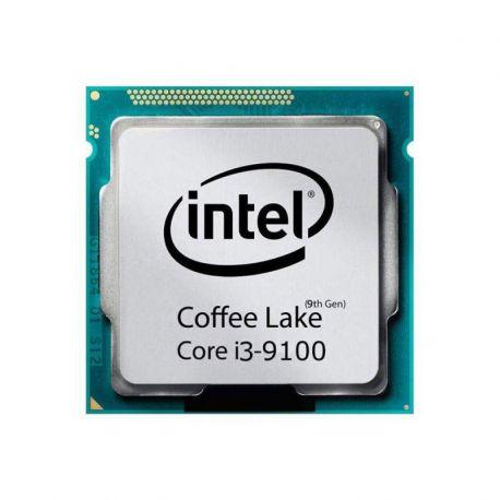 پردازنده اينتل مدل core i3 - 9100 سری coffee lake