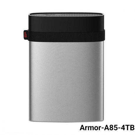 هاردديسک اکسترنال 2 ترابایت Silicon Power مدل آرمور A85