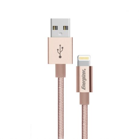 کابل تبدیل USB به لایتنینگ انرجایزر 1.2 متر