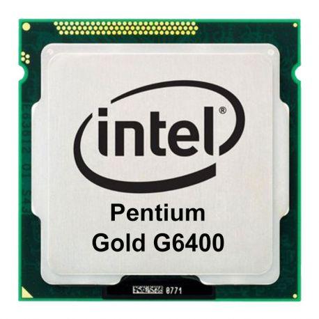 پردازنده اينتل مدل Pentium Gold G6400 سری Comet Lake