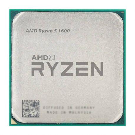 پردازنده ای ام دی RYZEN 5 1600X