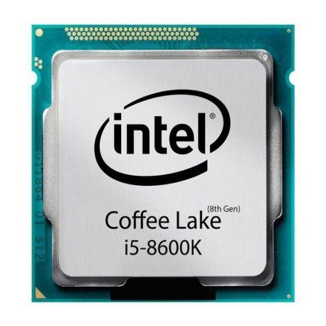 پردازنده اينتل مدل Core i5-8600k سری Coffee lake