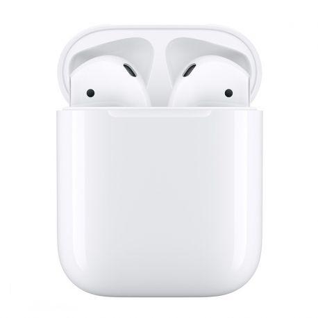 هدفون بی سیم اپل مدل AirPods2