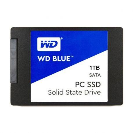 SSD وسترن دیجیتال 1 ترابایت آبی